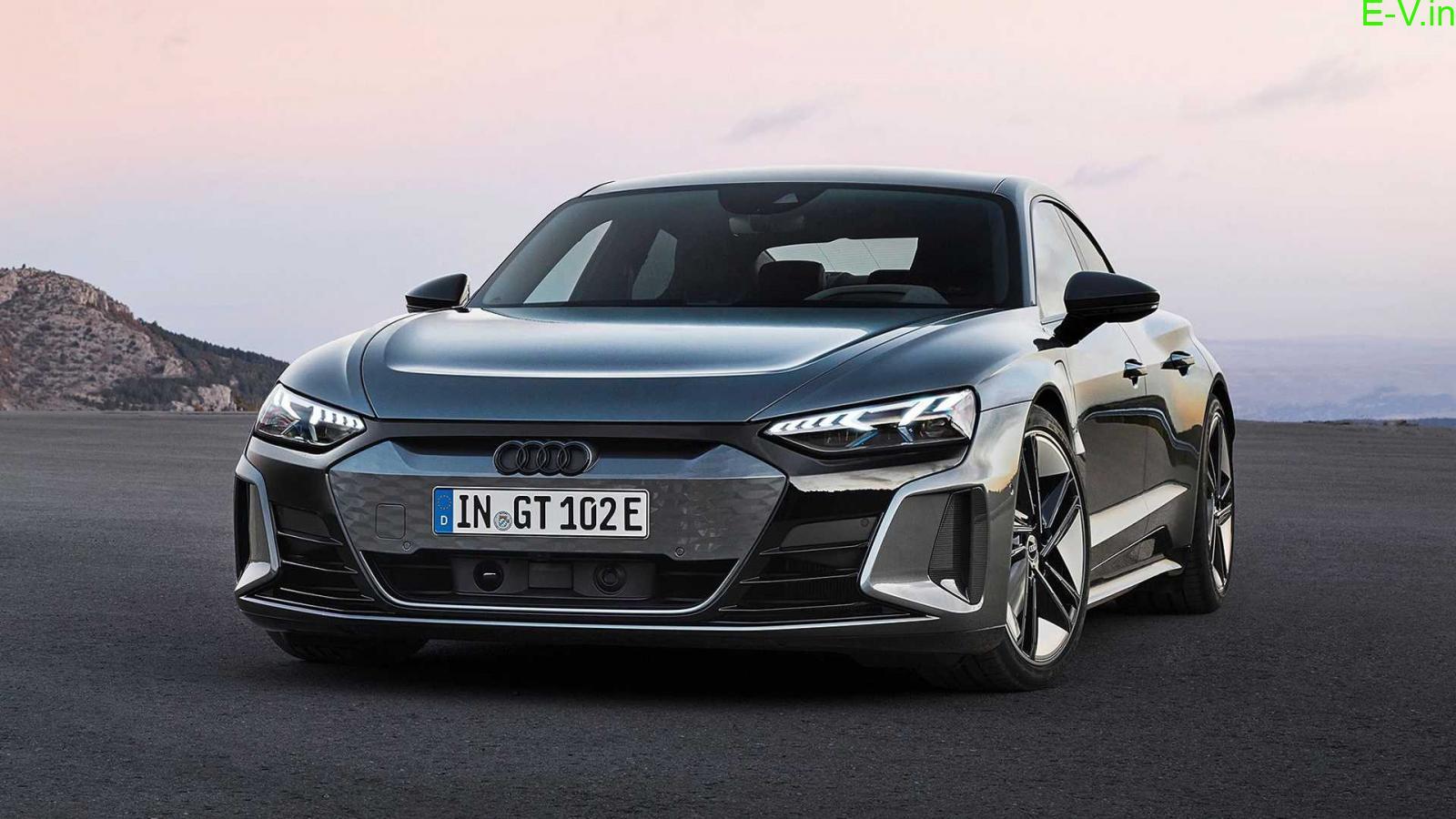Audi e-tron GT & RS e-tron GT