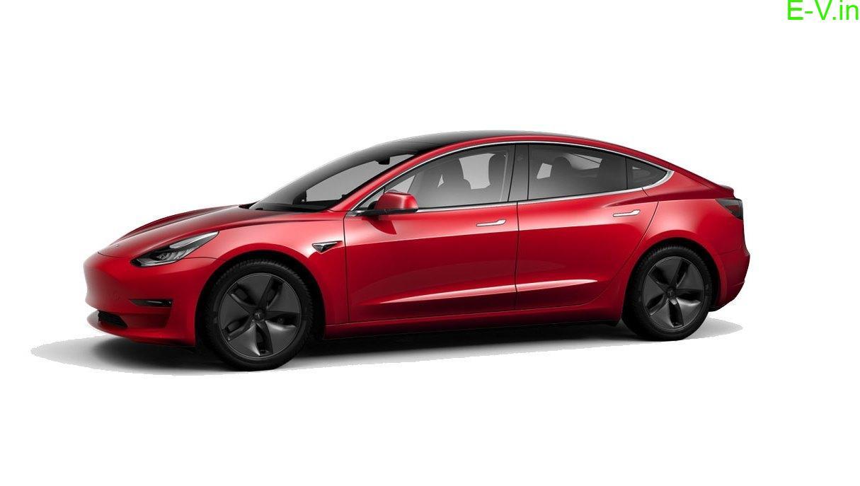 Tesla gets approval for 4 models