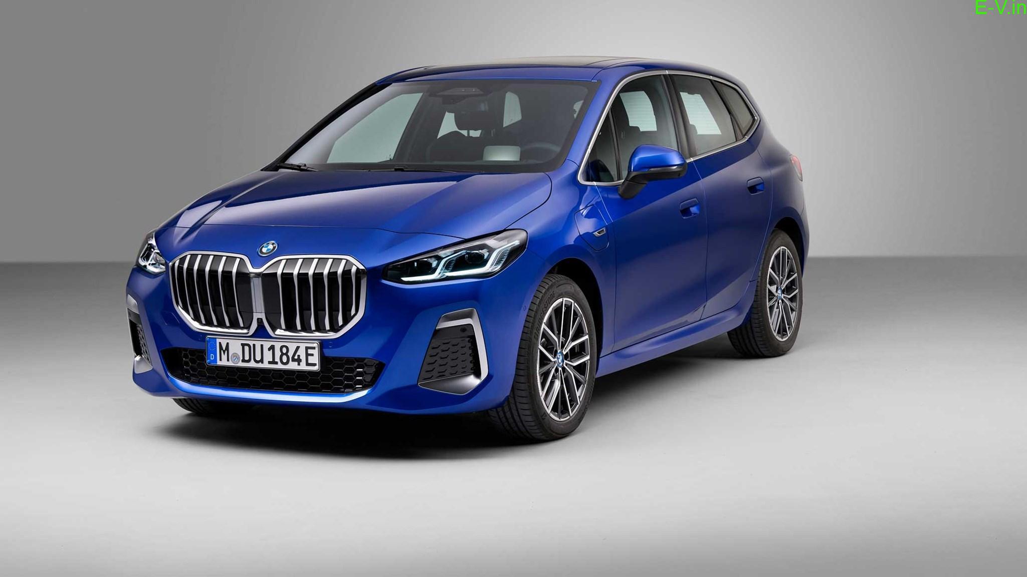 BMW revealed 2 Series Active Tourer PHEV
