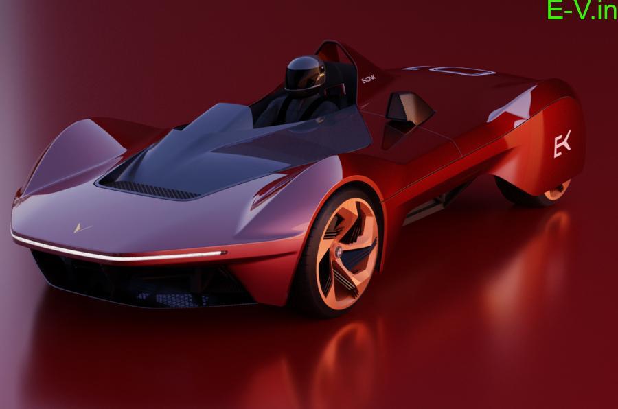 Meet India's fastest electric car Vazirani Ekonk hypercar